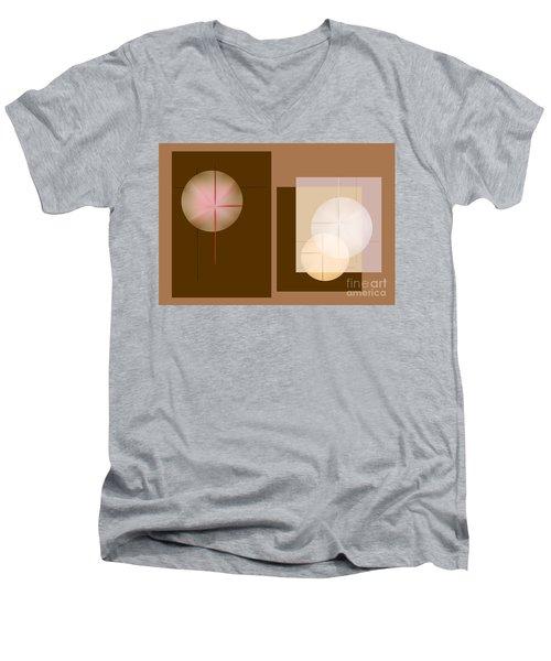 2020-2017 Men's V-Neck T-Shirt