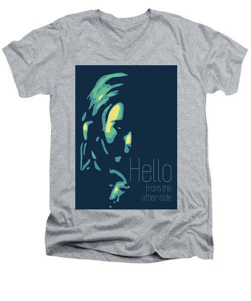 Adele Men's V-Neck T-Shirt