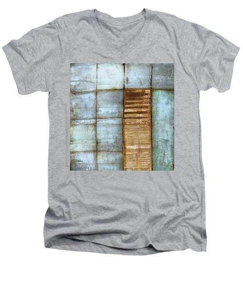 Art Print Sierra 3 Men's V-Neck T-Shirt