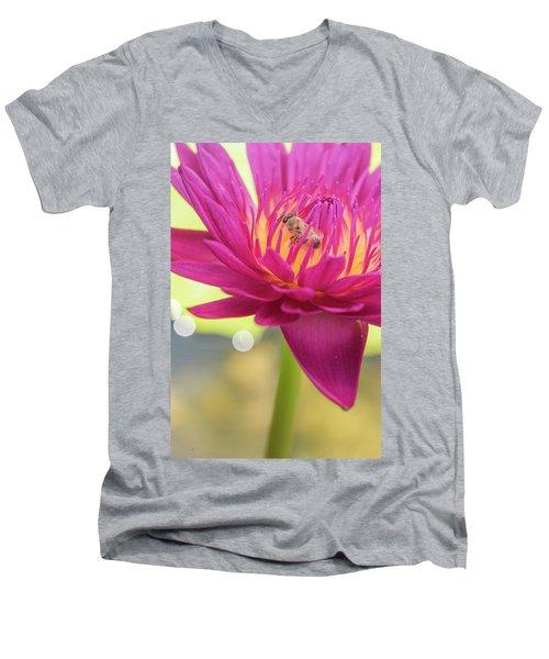Attraction. Men's V-Neck T-Shirt
