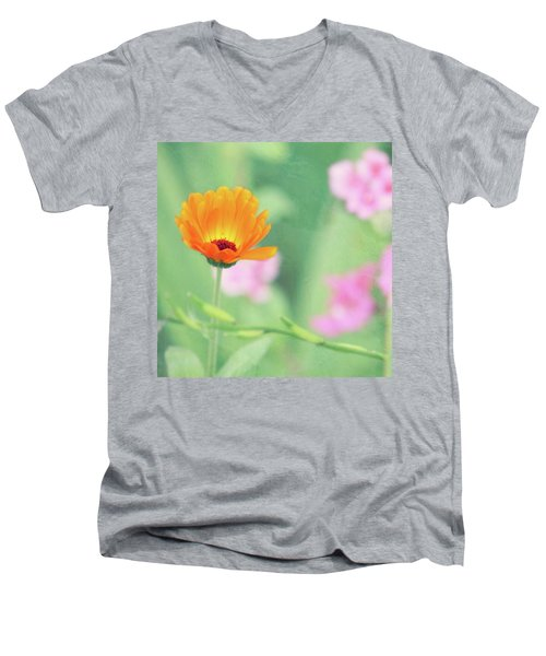 Be Beautiful Men's V-Neck T-Shirt