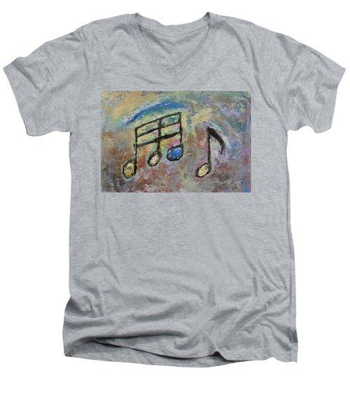 Blue Note Men's V-Neck T-Shirt