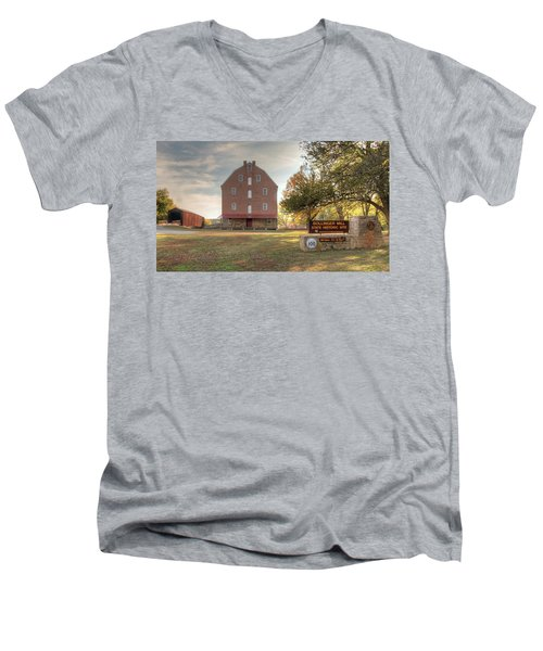 Bollinger Mill Men's V-Neck T-Shirt