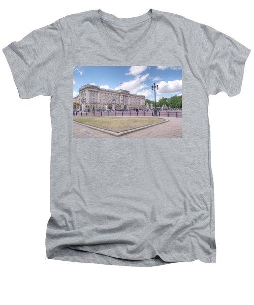 Buckingham Palace Men's V-Neck T-Shirt