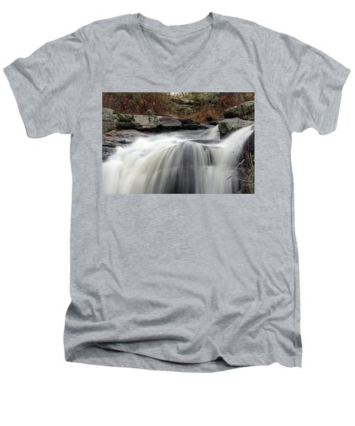 Chapman Falls 3 Men's V-Neck T-Shirt