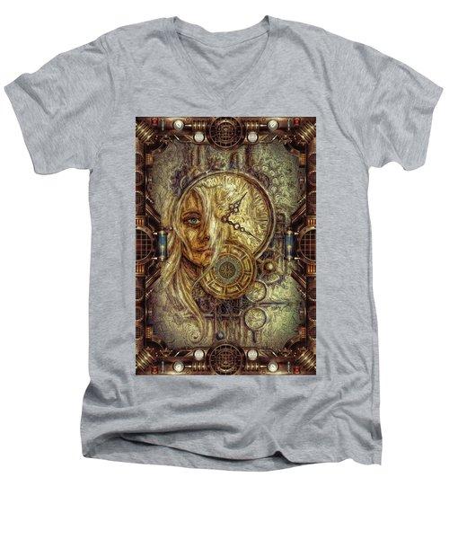 Sci-fi/fantasy Men's V-Neck T-Shirt