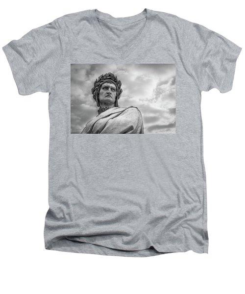 Dante Alighieri Men's V-Neck T-Shirt