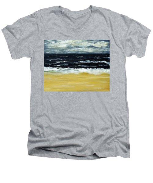 Dark Waters Men's V-Neck T-Shirt