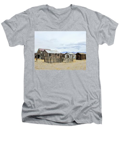 Desert Visions Men's V-Neck T-Shirt