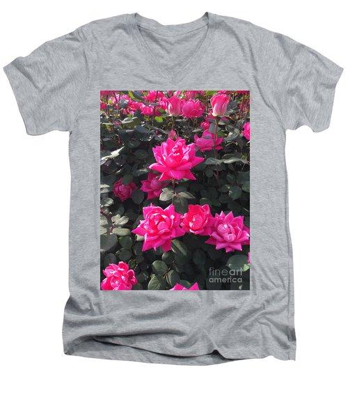 Enjoy The Simple Moments Men's V-Neck T-Shirt