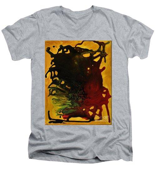Experiment II Men's V-Neck T-Shirt
