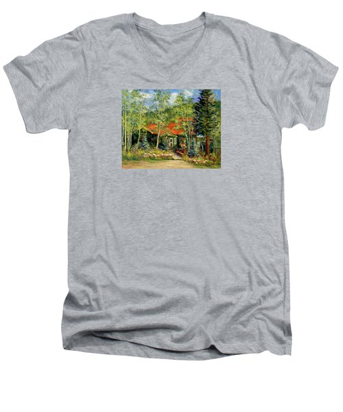 Fawnbrook Inn Men's V-Neck T-Shirt