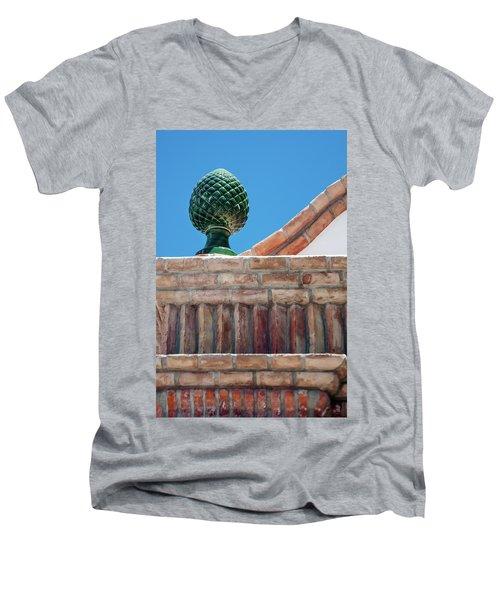 Finial Men's V-Neck T-Shirt