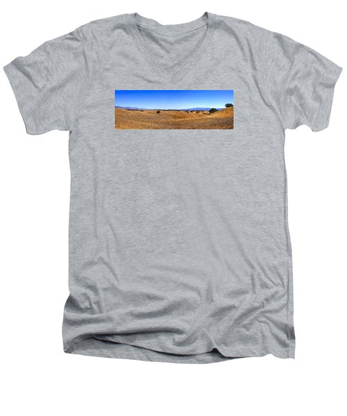 Foxen Canyon California Men's V-Neck T-Shirt
