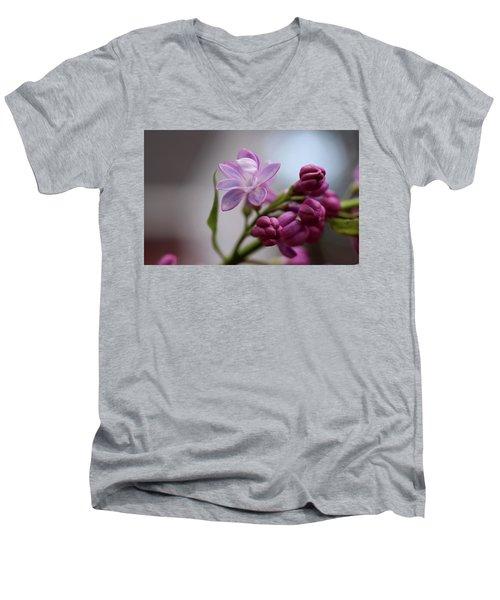 Gentle Strength Men's V-Neck T-Shirt
