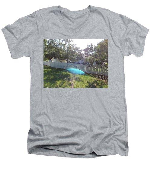 Gods Backyard Men's V-Neck T-Shirt