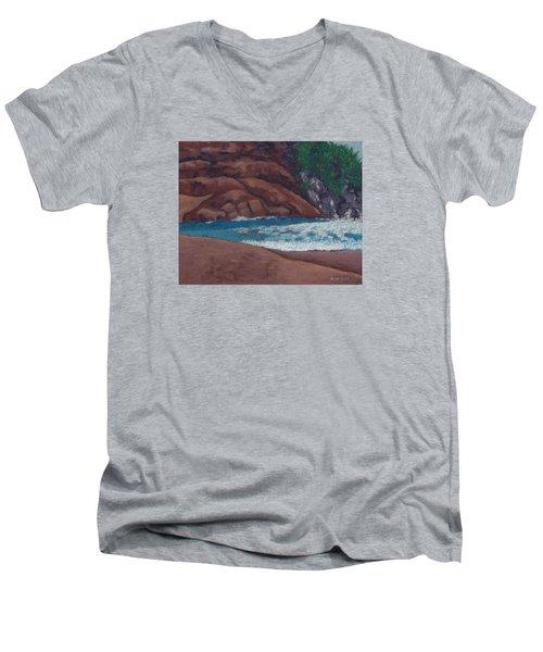 Hana Heaven Men's V-Neck T-Shirt