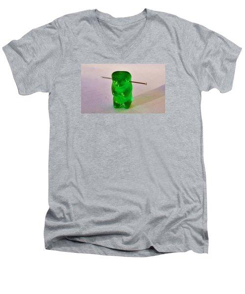 Headache Men's V-Neck T-Shirt