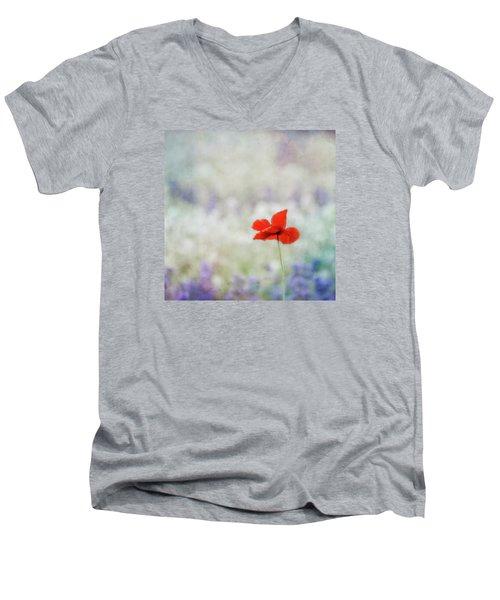 I Wish Men's V-Neck T-Shirt