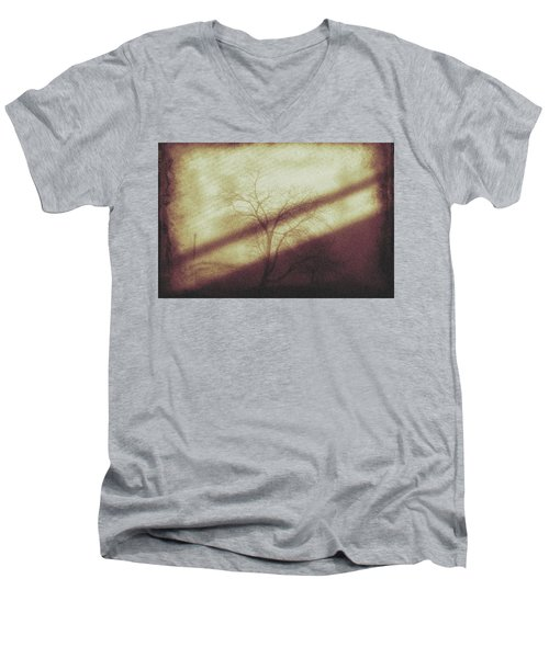 In The Quiet Men's V-Neck T-Shirt