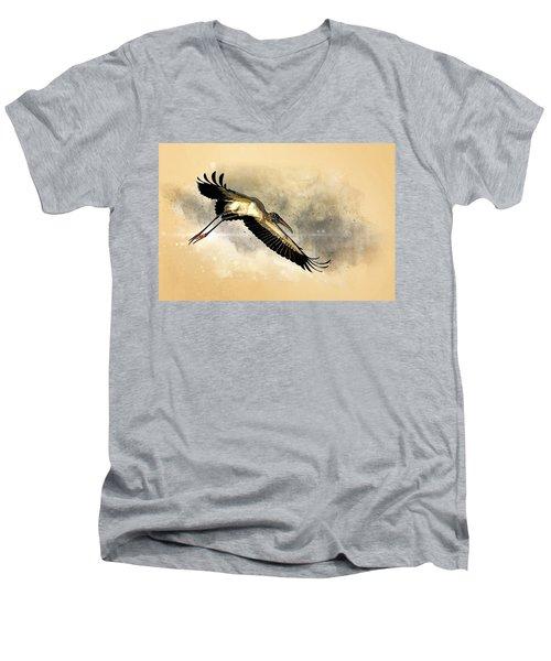 Incoming Men's V-Neck T-Shirt