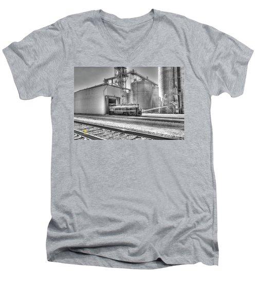 Industrial Switcher 5405 Men's V-Neck T-Shirt