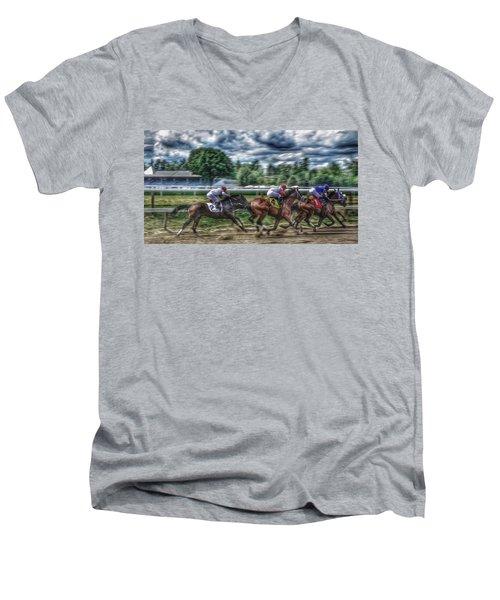 Intensity Men's V-Neck T-Shirt