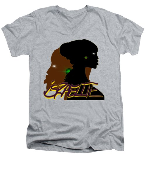 Israelite Men's V-Neck T-Shirt