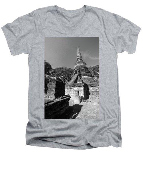 Jedi Or Chedi Men's V-Neck T-Shirt