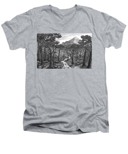 Jordan Creek Men's V-Neck T-Shirt