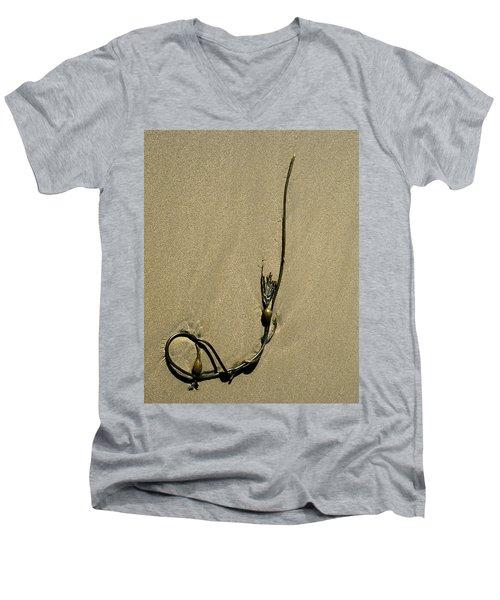 Kelp 1 Men's V-Neck T-Shirt by Art Shimamura