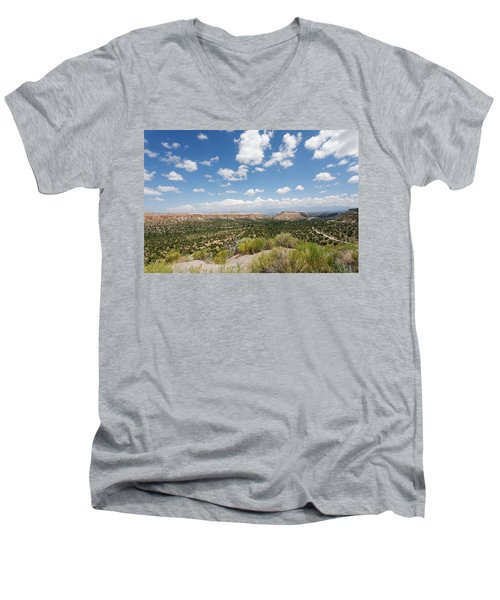 La Strada Men's V-Neck T-Shirt