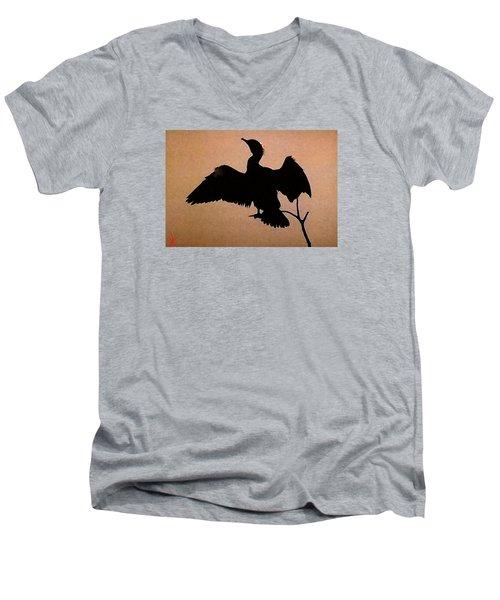 Late Day  Men's V-Neck T-Shirt