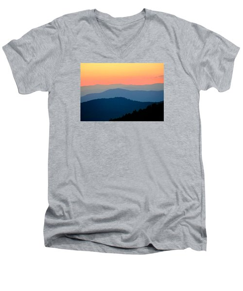 Layers Men's V-Neck T-Shirt