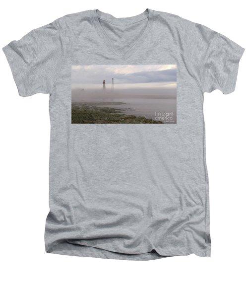 Le Guide. Men's V-Neck T-Shirt