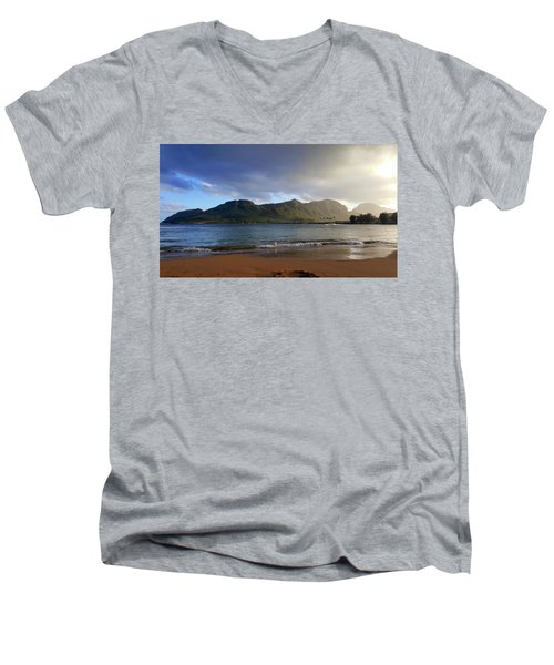 Lihue Men's V-Neck T-Shirt