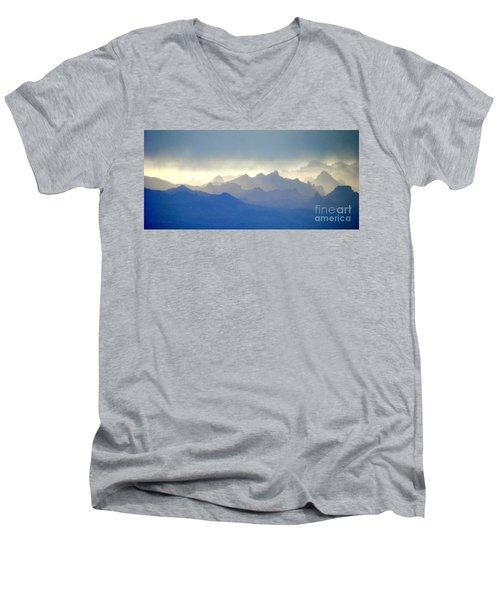 Luminous Men's V-Neck T-Shirt
