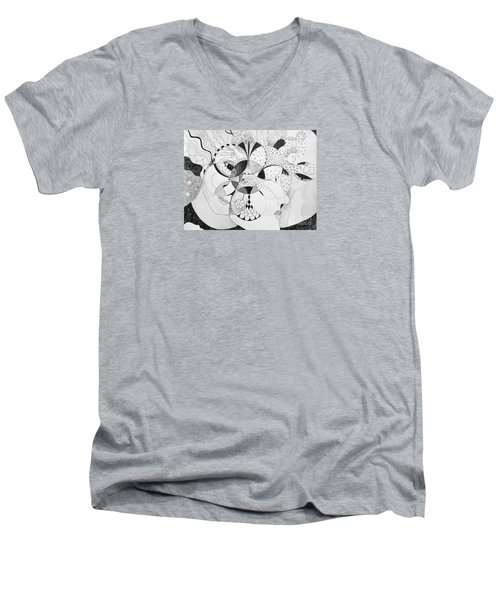 Masquerade Men's V-Neck T-Shirt