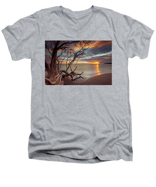 Maui Magic Men's V-Neck T-Shirt