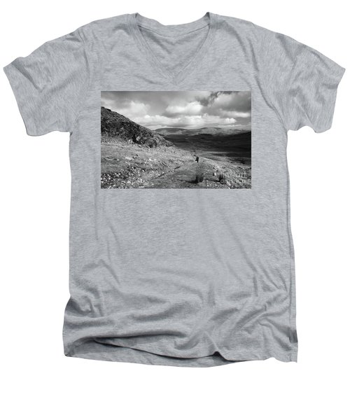 Maumeen Trail Men's V-Neck T-Shirt