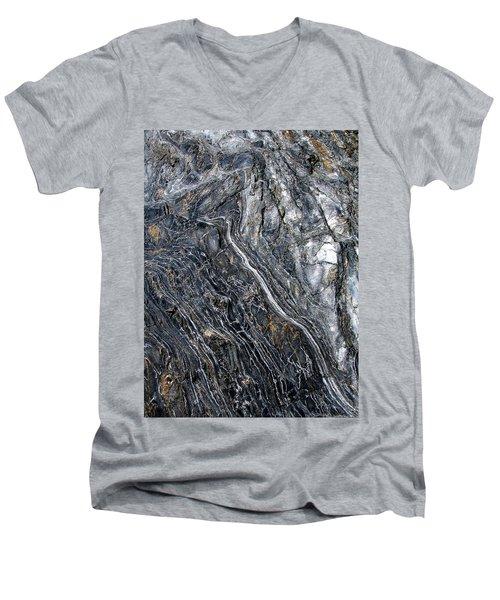 Metamorphic Men's V-Neck T-Shirt