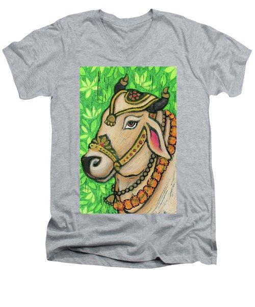 Nandi Men's V-Neck T-Shirt