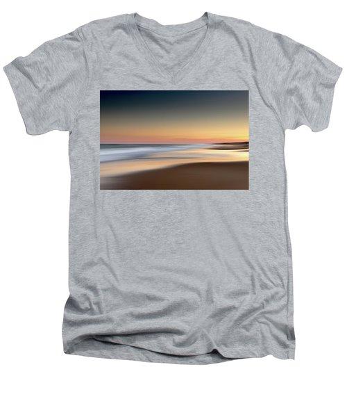 Nauset Beach 6 Men's V-Neck T-Shirt