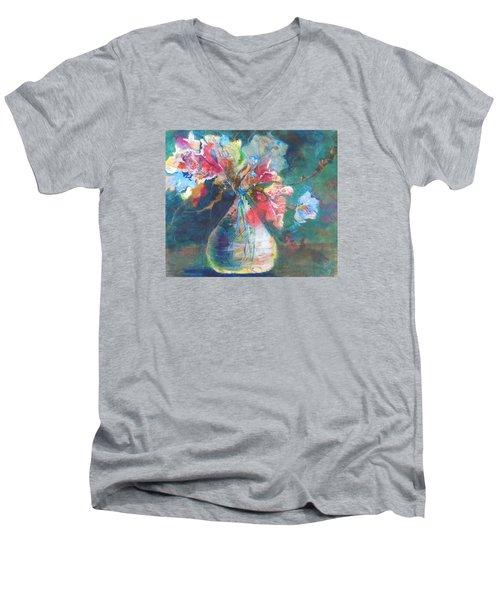 Not Your Mothers Vase Men's V-Neck T-Shirt