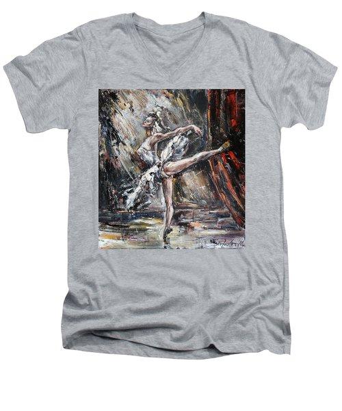 Odette Men's V-Neck T-Shirt
