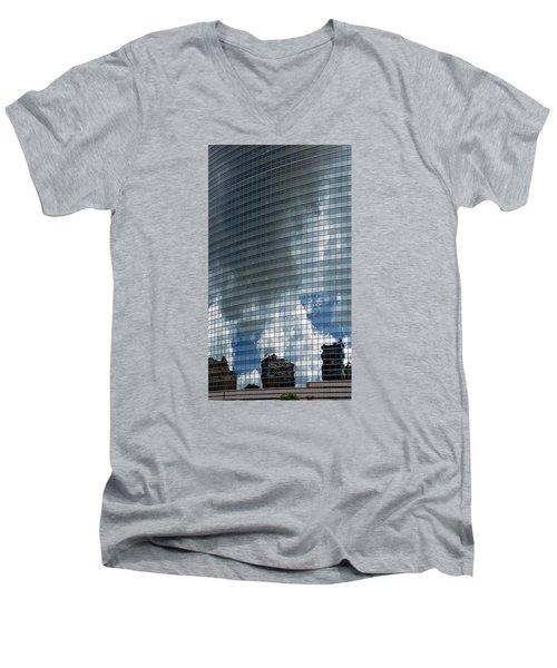 Ominous Reflection Men's V-Neck T-Shirt