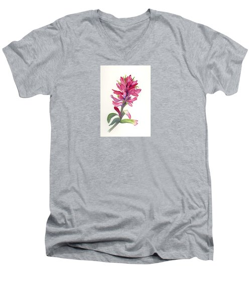 Paintbrush Men's V-Neck T-Shirt