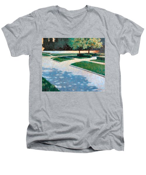 Parking Lot Men's V-Neck T-Shirt