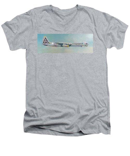 Peacemaker Men's V-Neck T-Shirt