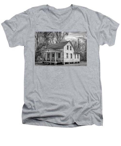 Penn Center Men's V-Neck T-Shirt